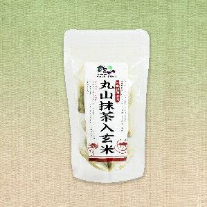 [蕃薯藤]日本靜岡掛川丸山抹茶入玄米茶/單包10入