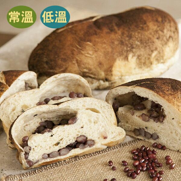 [蕃薯藤]娜姆娜紅豆麵包(T-W/C)Q軟的麵包體覆蓋著些許阿薩姆紅茶,加上自家熬煮的紅豆餡,絕無使用現成餡料,茶香、紅豆香、麥香,最純樸的天然麵包,您一定要嚐嚐看!