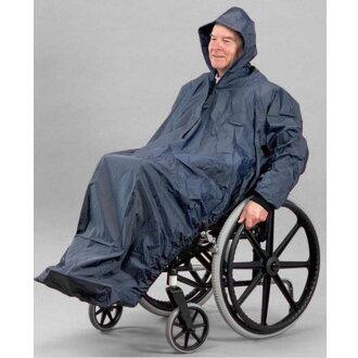 輪椅用雨衣 - 有袖設計 銀髮族 行動不便者用品