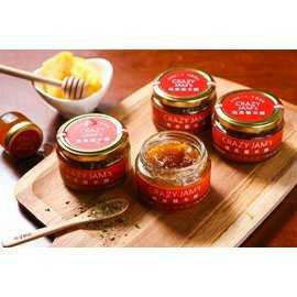 歐格麗歐式花草鳳梨果醬(170公克/罐) - 限時優惠好康折扣