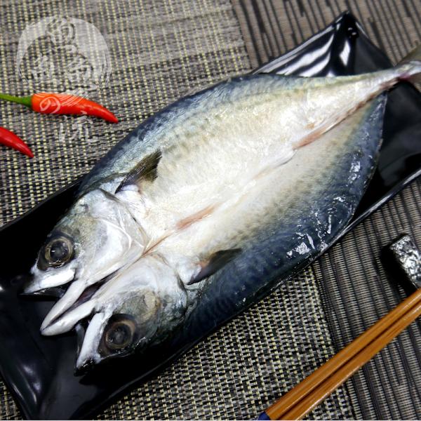 【鮮之流】南方澳鮮撈鯖魚, 180g/尾