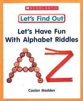 ◎Let' Have Fun With Alphabet Riddles(SCHOLASTIC)中年級