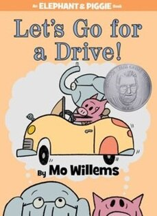 ELEPHANT AND PIGGIE:LET'S GO FOR A DRIVE! - Hyperion 低中年級