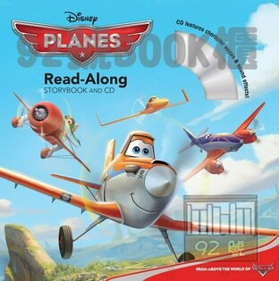 Planes (含CD)