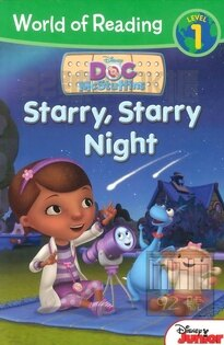 World of Reading: Doc McStuff ins Starry, Starry Night: Level 1