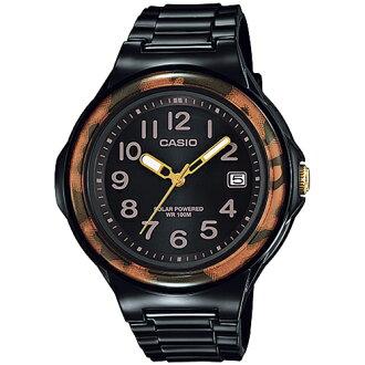 CASIO G-SHOCK LX-S700H-1B經典指針腕錶/黑面41mm