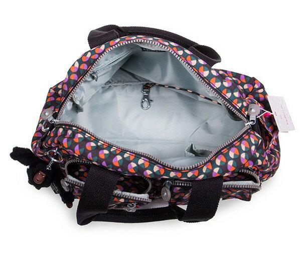 OUTLET代購【KIPLING】手提側背包 旅行袋 斜揹包 圓點 2