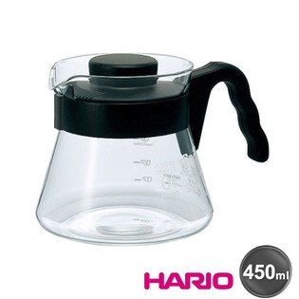 HARIO 玻璃分享壺/咖啡壺450ml VCS-01B