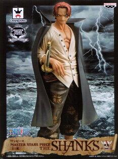 台灣代理版 MSP 紅髮 香克斯 傑克 四皇 SHANKS 海賊王 One Piece ワンピース