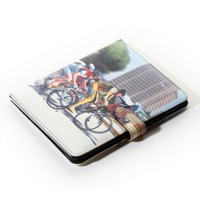 Golunski Cycle Race iPad Holder Cover Case 0