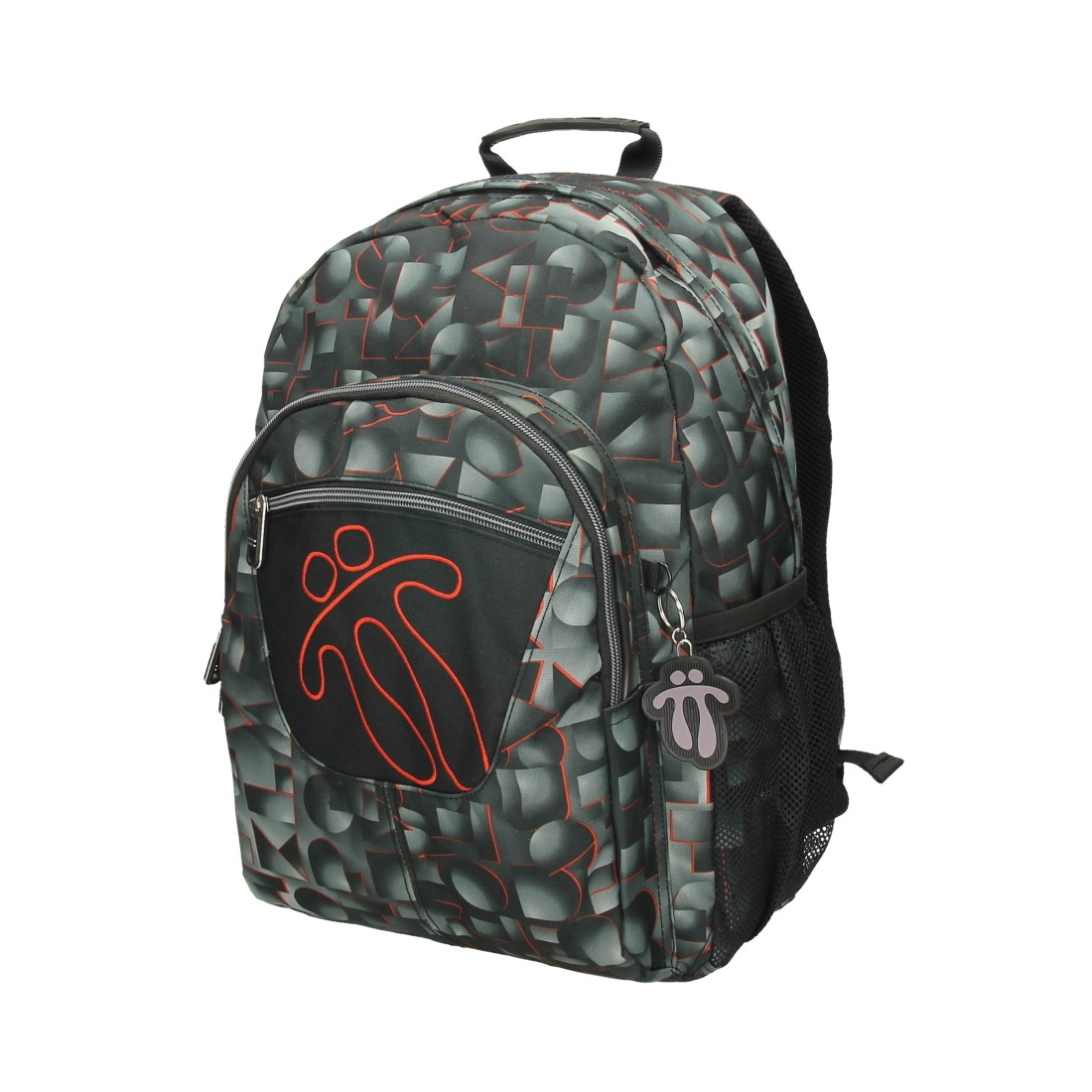 Totto Acuareles Backpack (red letter) 2