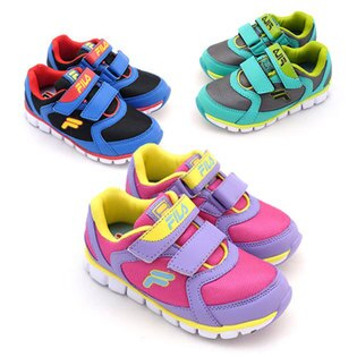 【錢豪童裝童鞋】FILA運動鞋(18~24號)