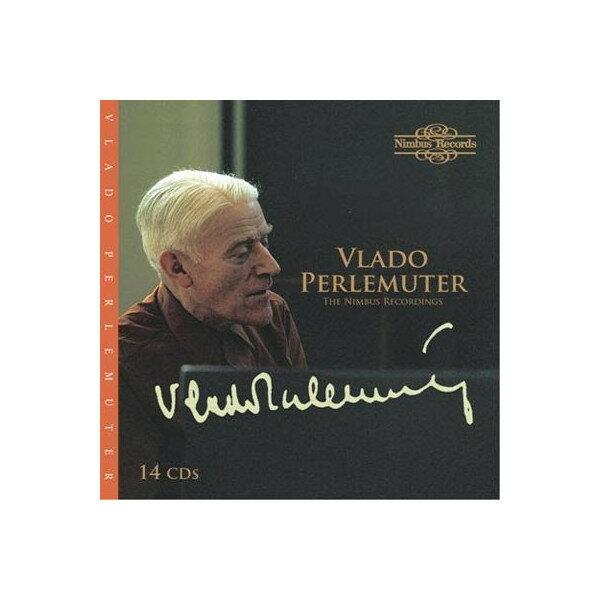 培列姆特在Nimbus錄音作品輯(Vlado Perlemuter - The Nimbus Recordings)【14CDs】