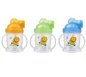 『121婦嬰用品館』辛巴 自動吸管練習杯 180ml 0