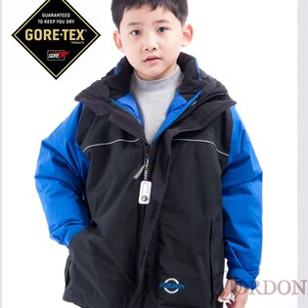 ☆Jordon☆橋登[1201]GORE-TEX兩件式 兒童防風雨大衣
