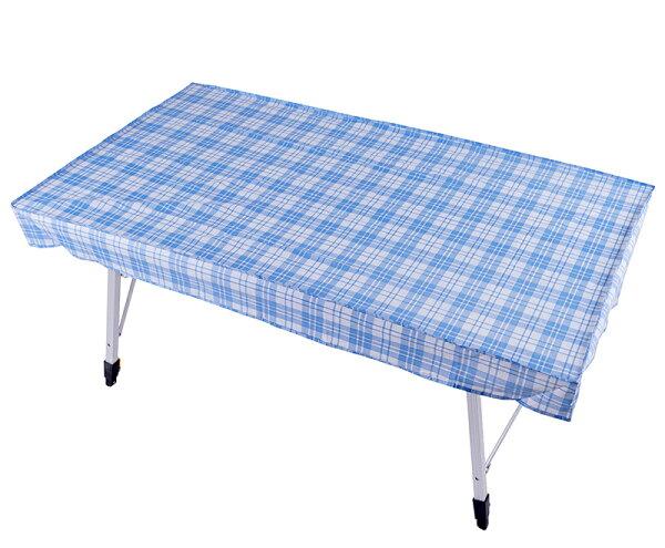 【露營趣】台灣製桌布 桌巾 適用速可搭經典蛋捲桌 DJ515 巨人蛋捲桌 LOGOS GOPACE TB12070