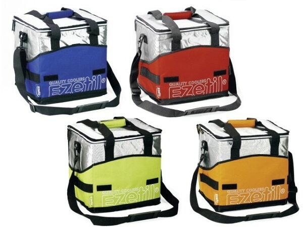 【露營趣】中和 德國 Ezetil 726830 Extreme 28升 摺疊保冷袋 保冰袋 保溫袋 軟式冰桶