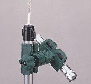 【露營趣】中和 GO SPORT 47165 手電筒夾 鋁管夾 手電筒固定夾 手電筒固定座