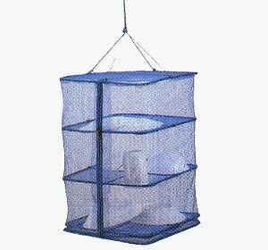 【露營趣】中和 GO SPORT 餐廚網 網藍 碗籃 鳥籠 食物吊籃 非logos 64350