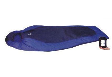 【露營趣】中和 Lirosa AS010 Palmlite 掌上型超細 纖維睡袋 背包客 旅行 遊學 露營 迷你睡袋