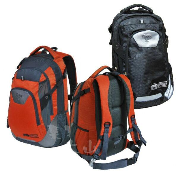 【露營趣】犀牛 RHINO 219 Sherpa 32公升 休閒背包 登山背包 校園背包 隨身背包