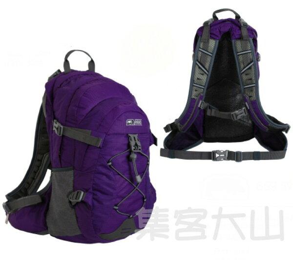 【露營趣】中和 RHINO 犀牛 221 17公升 超輕休閒背包 登山背包 旅遊背包 隨身背包 攻頂包 自行車背包