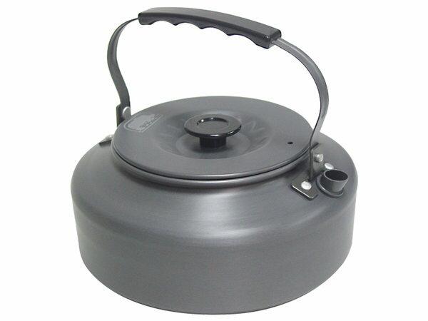 【露營趣】中和 犀牛 RHINO K-33 超輕鋁合金茶壼 咖啡壺 開水壺 燒水 煮茶 泡咖啡壺