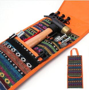 【露營趣】中和 民族風營釘袋 地釘袋 營釘收納袋 營槌收納袋 tnr-014