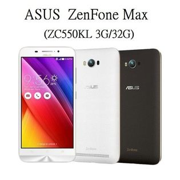 【贈保護貼+手機立架】ASUS 華碩 ZenFone Max  ZC550KL 3G/32G 5.5 吋 雙卡雙待手機【葳豐數位商城】