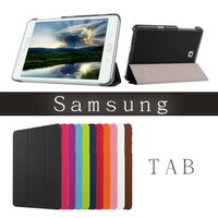 Samsung 三星到三星Samsung Galaxy Tab S2 8.0 T715 三折卡斯特平板電腦保護套 t710 超薄皮套【預購商品】