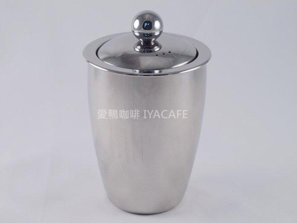 《愛鴨咖啡》不銹鋼 篩粉器 / 接粉器 / 聞香杯 附蓋