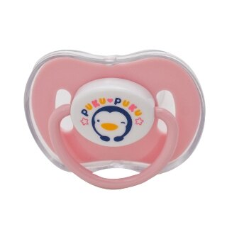 『121婦嬰用品館』PUKU 拇指型初生安撫奶嘴 - 粉 0