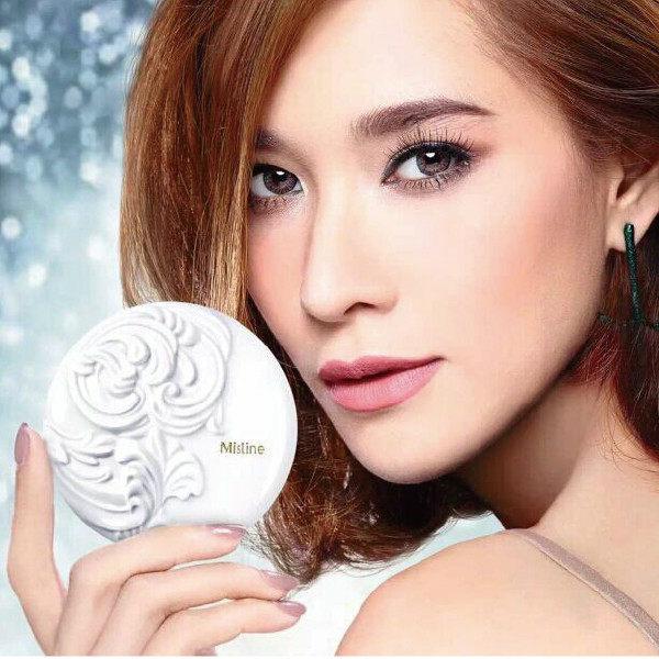 泰國 Mistine Cosmo 陶瓷羽翼粉餅 10g 兩款可選 第二代羽翼粉餅 【AN SHOP】