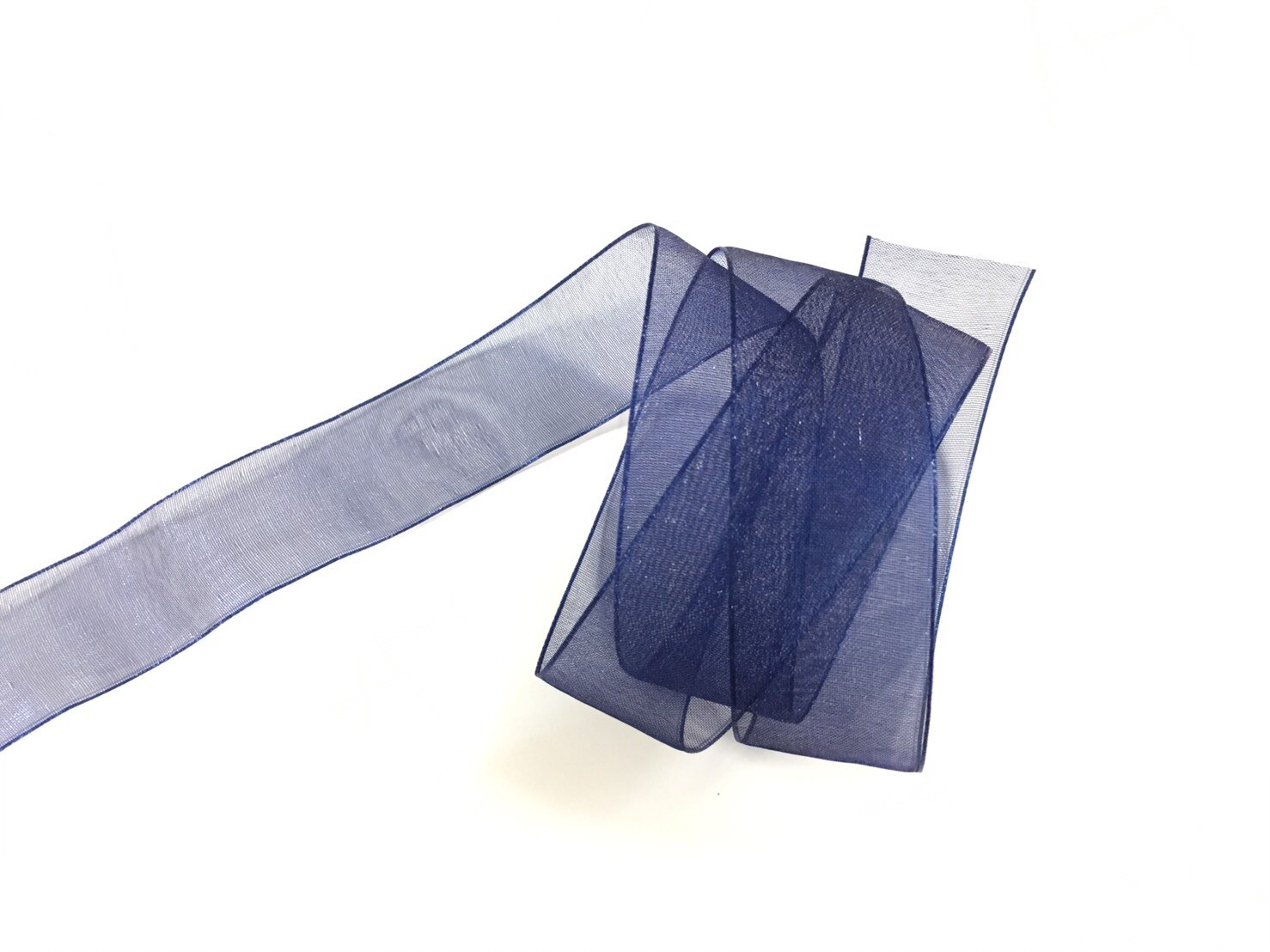 【Crystal Rose緞帶專賣店】光澤網紗緞帶 3碼裝 (10色) 8