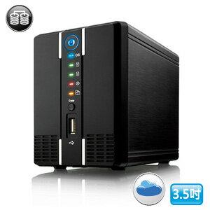 AKiTiO 私有雲2 MyCloud DUO 2Bay NAS 雲端網路儲存伺服器