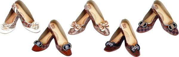 BB131  優良女皮鞋