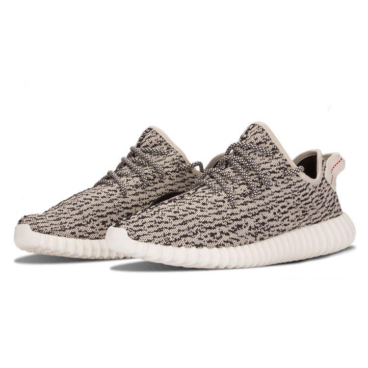 "Adidas Originals Yeezy Boost 350""turtle dove"" 斑鳩灰男女情侶鞋36-46"