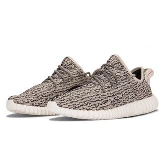 "Adidas Originals Yeezy Boost 350""turtle dove"" 斑鳩灰男女情侶鞋36-46"
