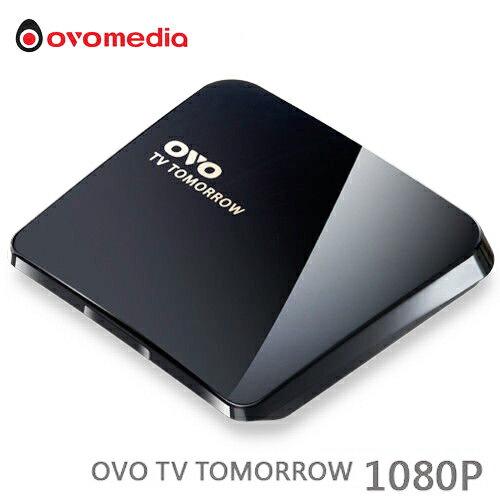 OVO TV TOMORROW 1080P電視盒(OVO-B03) 送飛利浦刮鬍刀PQ210