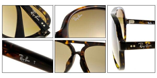 Ray Ban 雷朋 琥珀玳瑁 太陽眼鏡 RB4125F 7