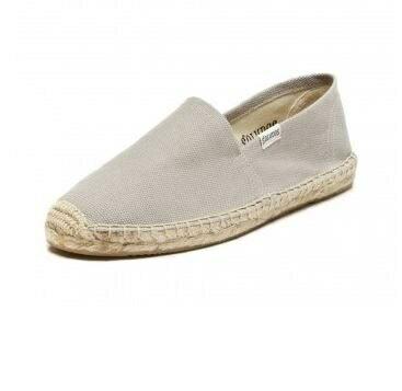 【Soludos】美國經典草編鞋-基本款草編鞋-灰 0