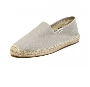 【Soludos】美國經典草編鞋-基本款草編鞋-灰