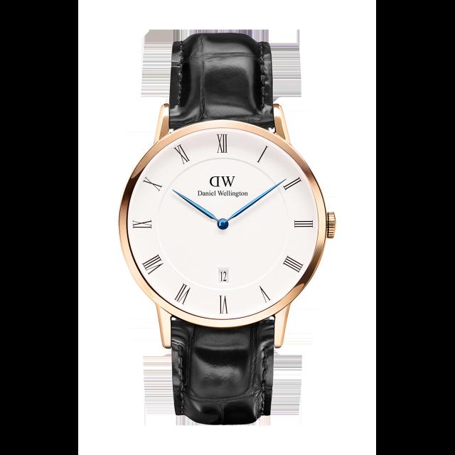 【Daniel Wellington】DW手錶DAPPER READING 38MM(免費贈送另一組表帶) 1
