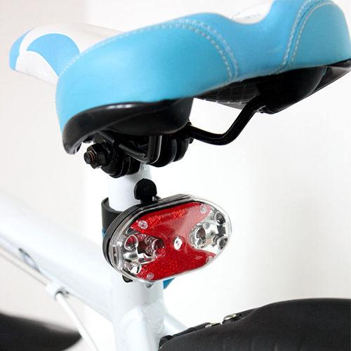 自行車後尾燈/警示燈 腳踏車安全燈裝備