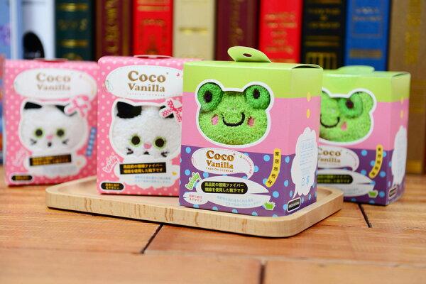 日本襪 日本Coco Vanilla可愛動物襪 (2雙/盒)