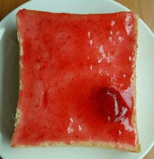 草莓甜心 (1個/袋) | 上班族早餐首選【法蘿Farro】
