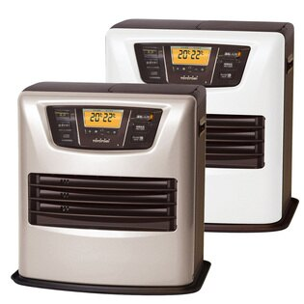 日本 TOYOTOMI 7L 煤油電暖爐 LC-SL43C-TW