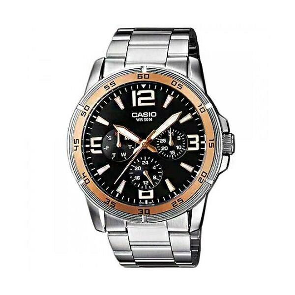 reloj caballero Casio MTP-1299D-1A 0