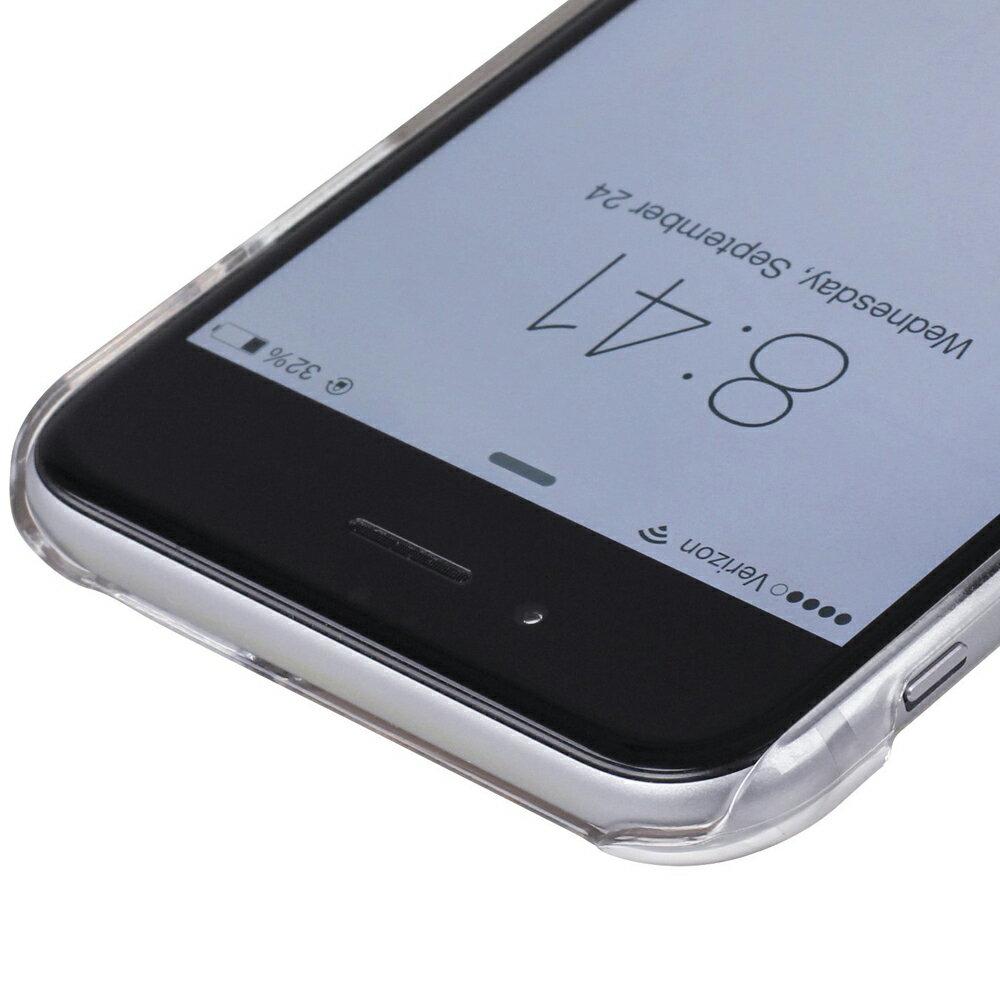 """CARCASA CRISTAL APPLE IPHONE 6 PLUS (5,5"""") FUNDA TRANSPARENTE RÍGIDA 5"""