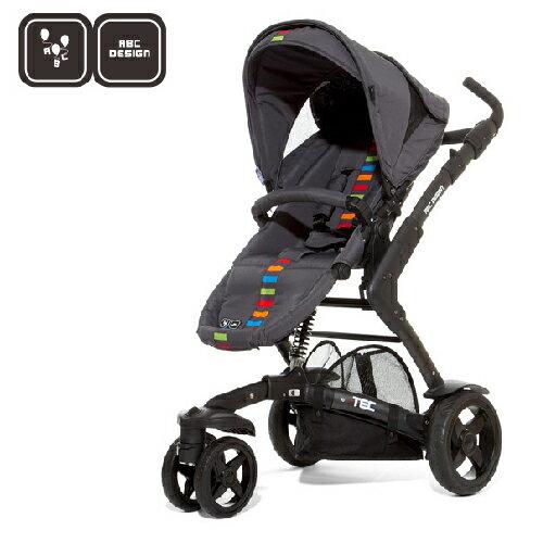 【好禮五選二】德國【ABC Design】3TEC 嬰兒推車(繽紛款)(蚊帳/雨罩-11月寄出) 1